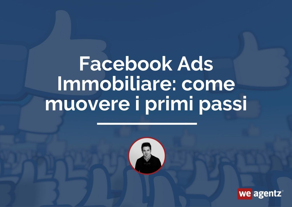 facebook ads immobiliare