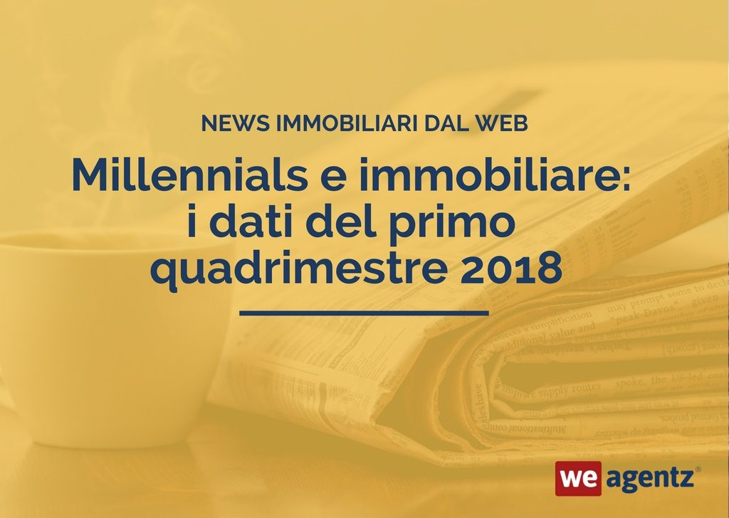 Millennials nel mercato immobiliare