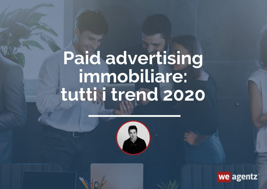 paid advertising immobiliare