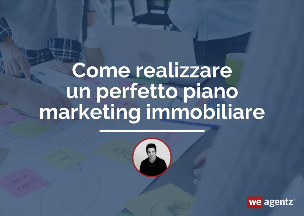 piano marketing immobiliare