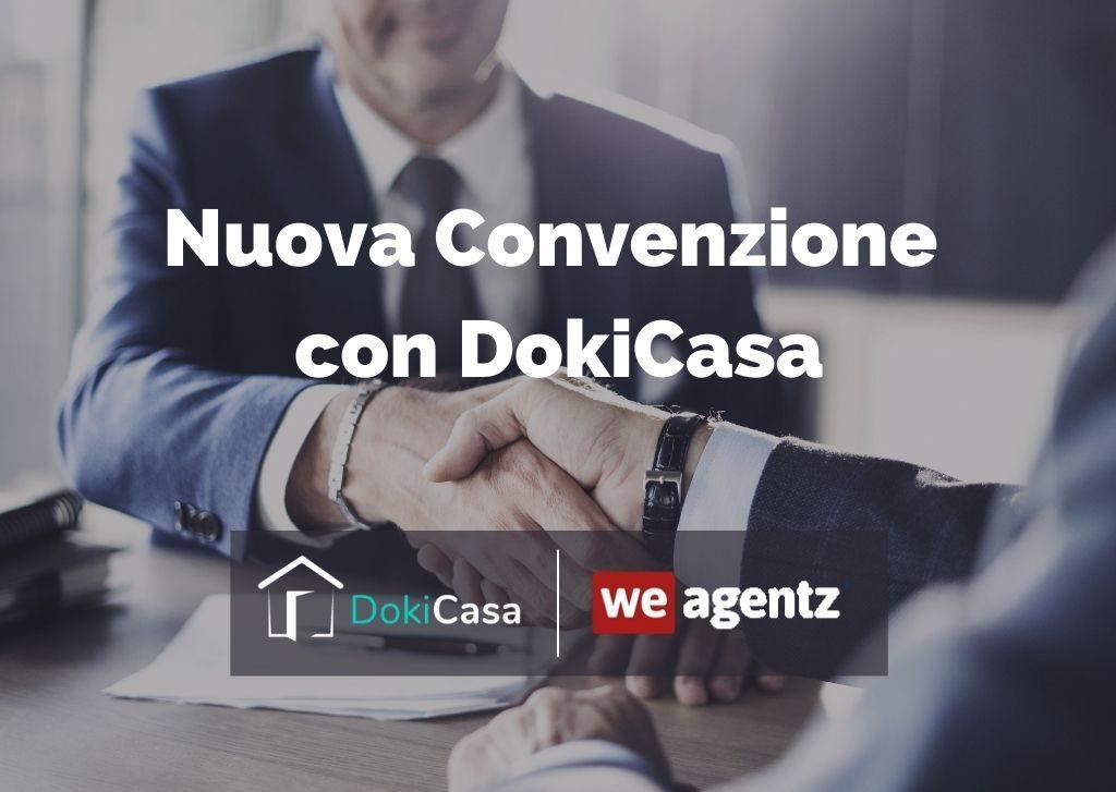 Nuova convenzione con DokiCasa